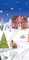 Taschentücher - Winter land