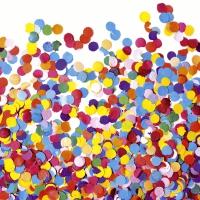 Servietten 24x24 cm - Confetti