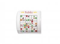 bedrucktes Toilettenpapier - Topi Xmas Sudoku