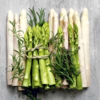 Servietten 33x33 cm - Delicious asparagus