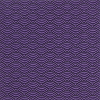 Servietten 33x33 cm - Konami purple