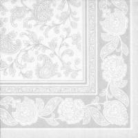 50 Servietten 40x40 cm - ROYAL Collection Ornaments
