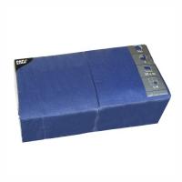250 Servietten 33x33 cm - dunkelblau