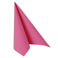 50 Servietten 40x40 cm - ROYAL Collection fuchsia