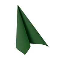 50 Servietten 25x25 cm - ROYAL Collection dunkelgrün