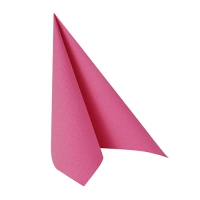 50 Servietten 33x33 cm - ROYAL Collection fuchsia