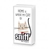 Taschentücher - Home Cat