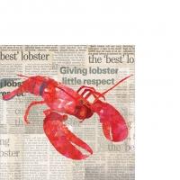 Cocktail Servietten Lobster Shack