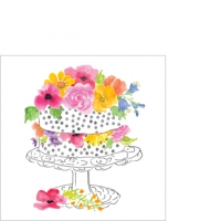 Servietten 25x25 cm - Sweet Celebrations