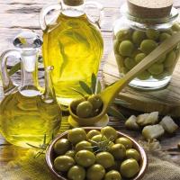 Lunch Servietten Olives Stills