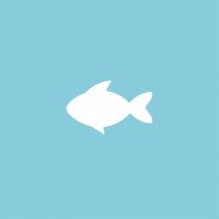 Lunch Servietten Ocean Fish