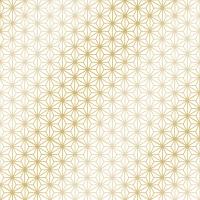 Servietten 33x33 cm - Ginza gold