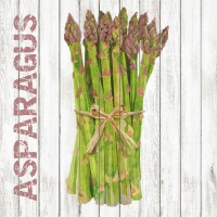 Lunch Servietten Harvest Asparagus