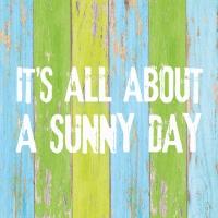 Servietten 33x33 cm - Sunny Day