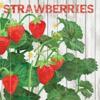 Lunch Servietten Harvest Strawberries