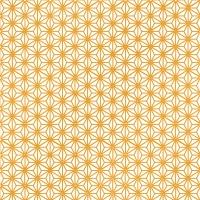 Servietten 33x33 cm - Ginza orange