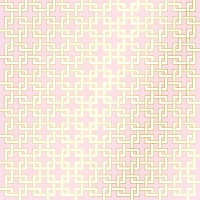 Servietten 33x33 cm - Domino rosé