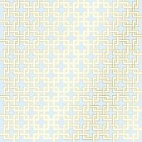 Servietten 33x33 cm - Domino blau