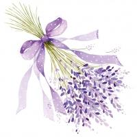 Servietten 33x33 cm - Lavender 33x33 cm