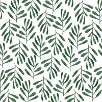 Servietten 33x33 cm - Madeleine green