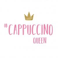 Servietten 33x33 cm - Cappuccino Queen