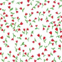 Servietten 33x33 cm - Tulip Confetti