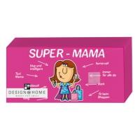 Bistro Servietten - Super-Mama