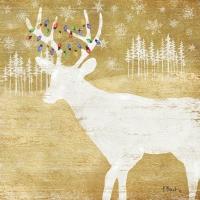 Servietten 25x25 cm - Woodland Deer
