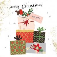 Servietten 25x25 cm - Gifts