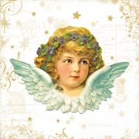 Lunch Servietten Vintage Angel
