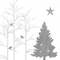 Servietten 33x33 cm - Mystic Tree
