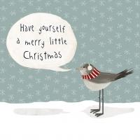 Servietten 33x33 cm - Merry Little Christmas