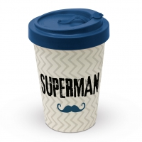 Bamboo mug To-Go -  Superman