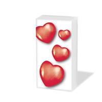 Taschentücher - Red Heart