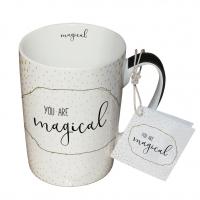 Porzellan-Tasse - Magical