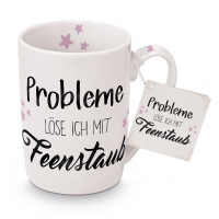 Porzellan-Tasse - Feenstaub