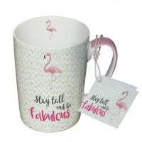 Porzellan-Tasse - Seien Sie fabelhaft