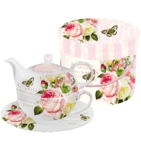 Tea 4 One Jardin Rose