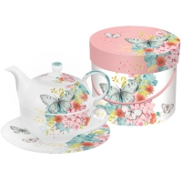Tea 4 One - Tee 4 Ein GB Louise Schmetterling