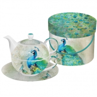 Tea 4 One Peacock Royale