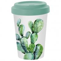 Bamboo mug To-Go - Cactus