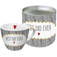 Porzellan-Tasse - Bester Papa aller Zeiten