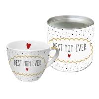 Porzellan-Tasse - Beste Mutter aller Zeiten