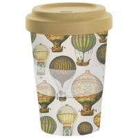 Bamboo mug To-Go - Mongolfiere