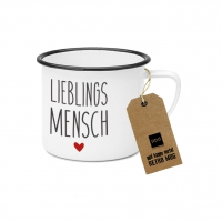 Metal Cup - Happy Metal Lieblingsmensch