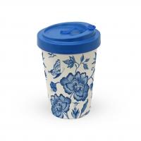 Bamboo mug To-Go - Princess Peony