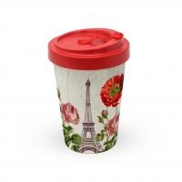 Bamboo mug To-Go - La Tour Eiffel