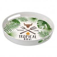 Tablett - Tropical BBQ