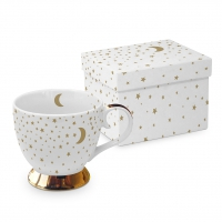 Classic Tasse - Moonlight real gold