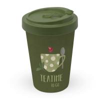 Bamboo mug To-Go - Tea Time